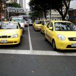 Negocios rentables Colombia taxi bogota