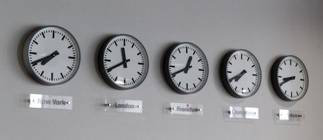 cómo Invertir en forex horario