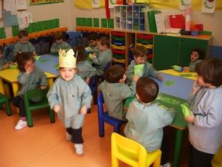 Guarderia de niños