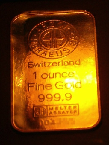 invertir en Materias Primas oro