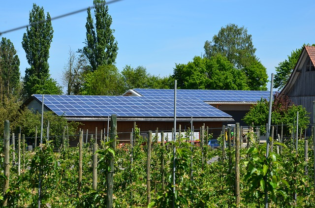 equipamiento solar