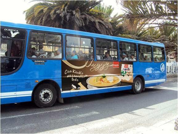 Negocios rentables en Uruguay transporte