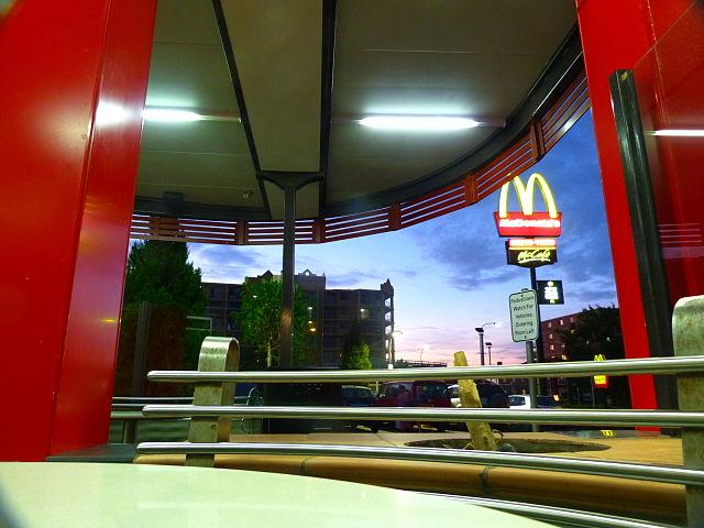 franquicia de McDonalds