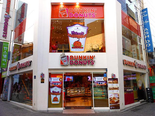 franquicia de Dunkin' Donuts