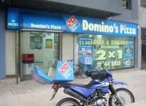 franquicia de Domino's Pizza