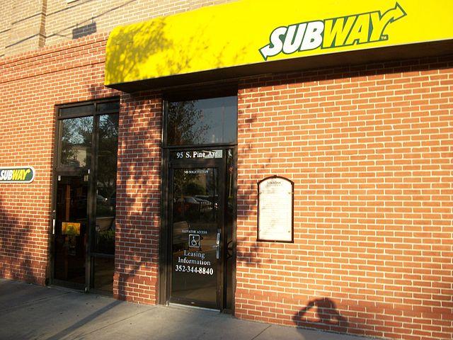 franquicia de Subway