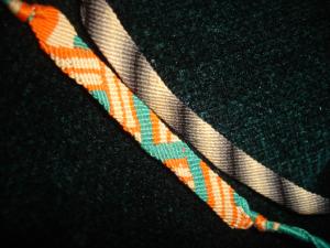 pulseras de cuero con nudos 2