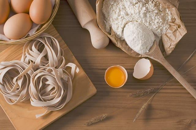 Fábrica de pastas artesanal en Carrasco