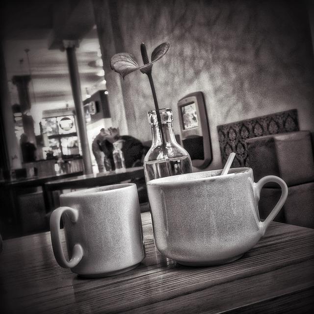 Montar una tienda de café