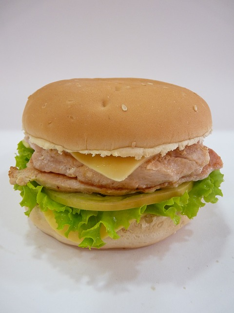 Montar una hamburguesería