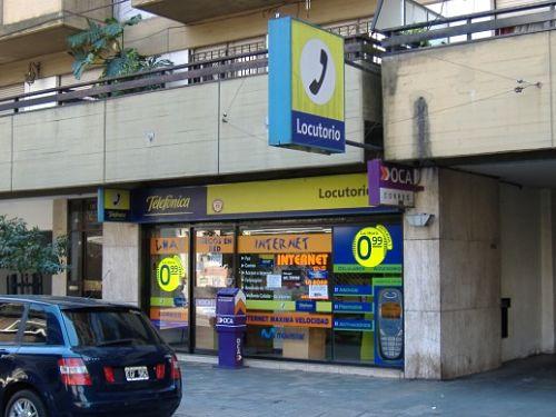 negocios rentables en barcelona locutorio