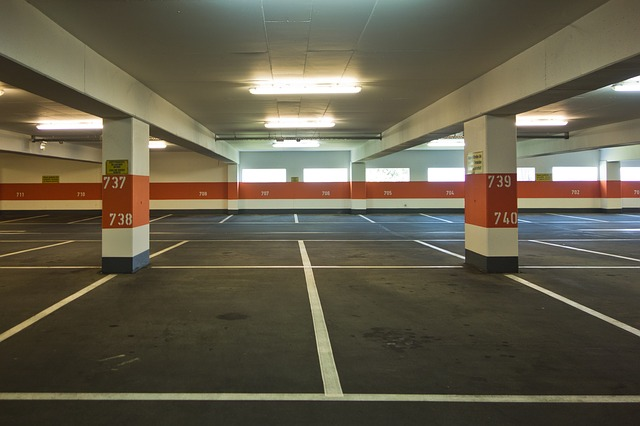 negocios de Estacionamiento de Coches