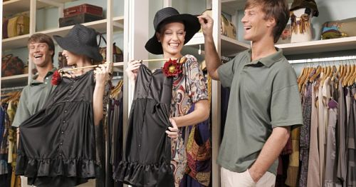 Como montar una tienda de ropa de marca