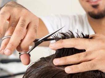 peluquería masculina