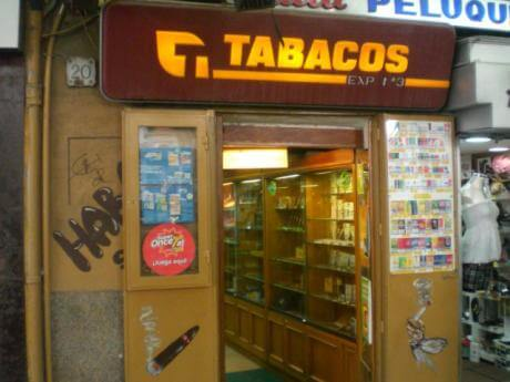 poner una tienda de tabaco