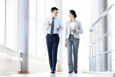 presentar su empresa al cliente