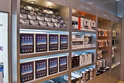 cómo abrir una tienda de Apple