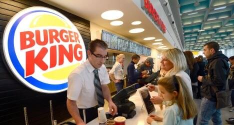 Abrir una franquicia de Burger King
