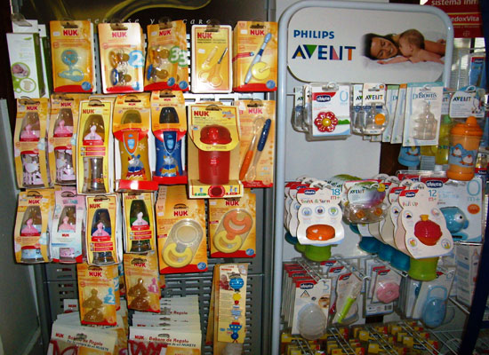 Abrir tienda de articulos para bebes