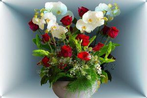 Emprendimiento de Arreglos con Flores