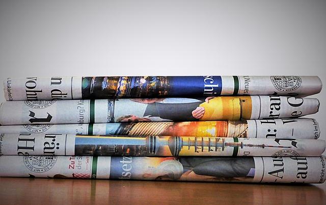 Imprimir un Diario de Buenas Noticias