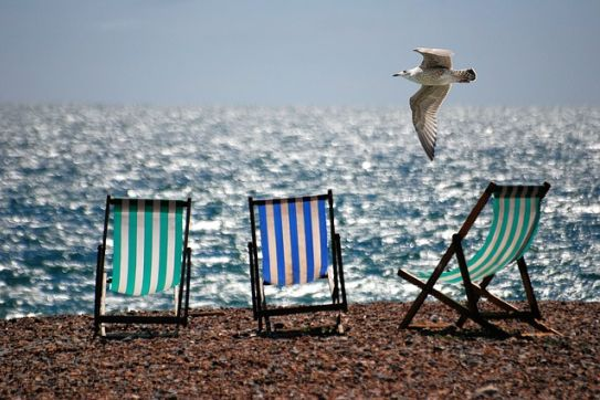 taquillas playa