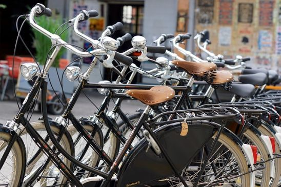 franquicia de bicicletas