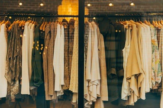 Ventajas de tener una tienda de ropa usada