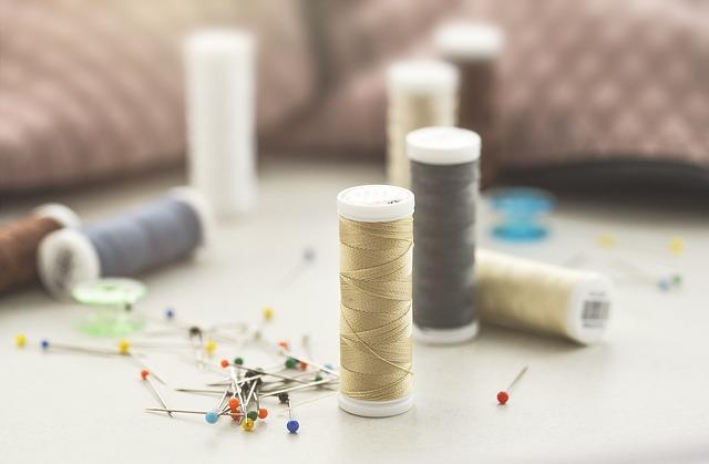 negocio de confección de textiles