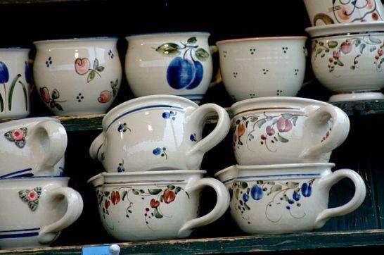 ceramica y alfareria