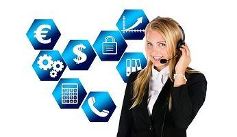 negocio de línea telefónica 807