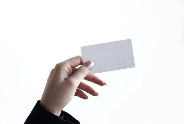 impresion de tarjetas