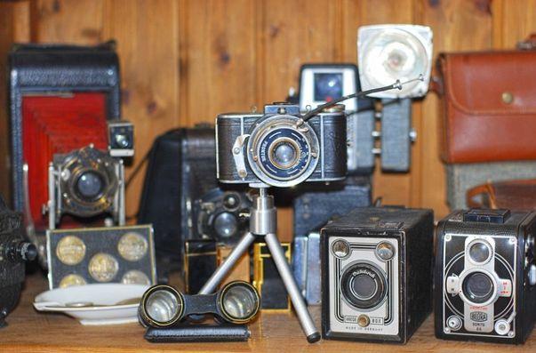 intercambio y venta de antigüedades