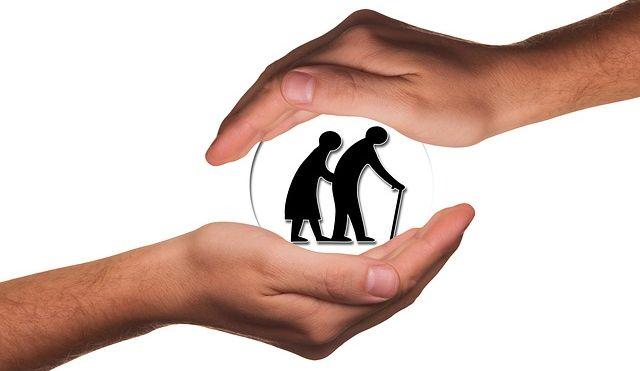 Negocio de recado para personas mayores