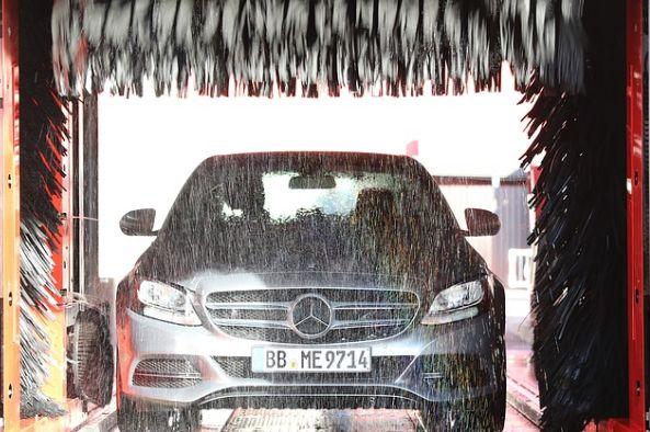 lavado seco de autos