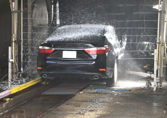 Centro de lavado de autos