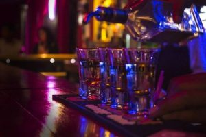Abrir bar de copas