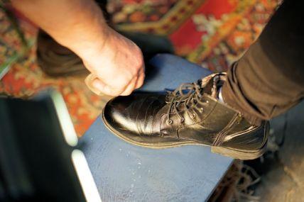Boleado o Lustradorde calzado automático, ¿Cómo funciona?