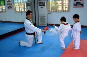 franquicia American Taekwondo Taerobics Center
