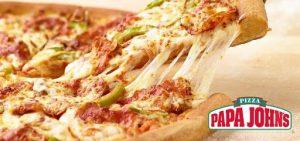 franquicia Papa John´s Pizza