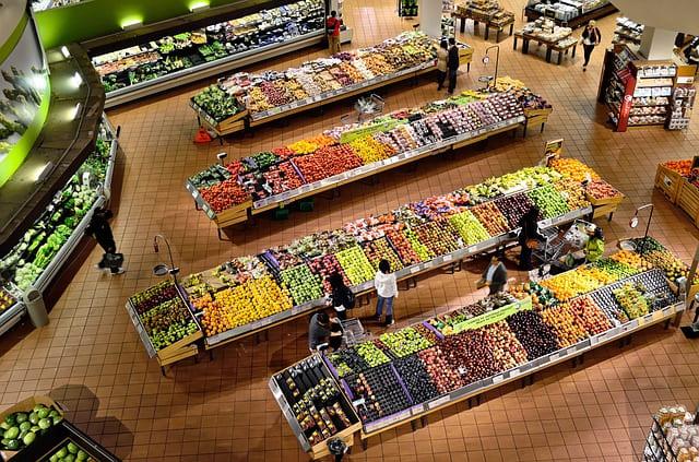 Franquicias de Supermercados y Comercio de Alimentos