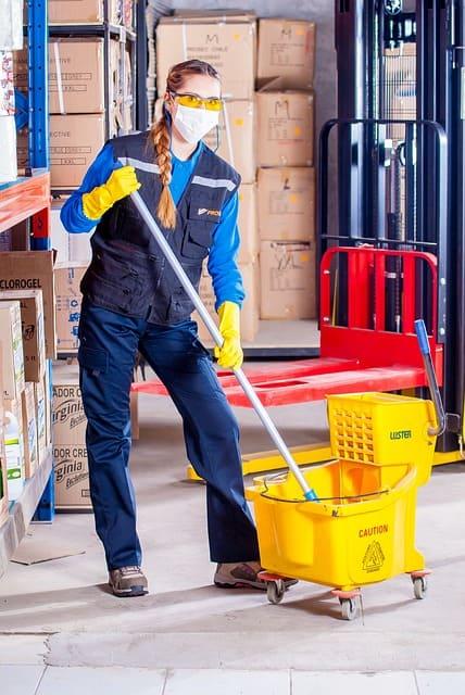 Franquicia Key Soluciones de Limpieza
