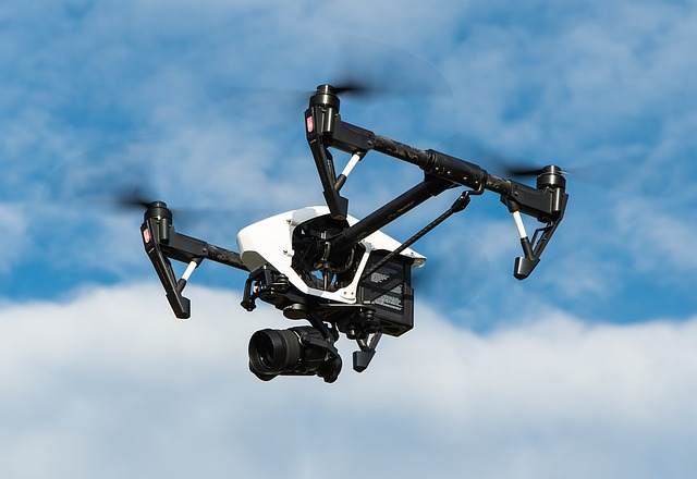 Funcionamiento de un negocio de drones