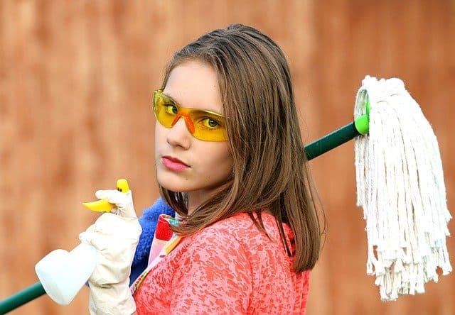iniciar en el negocio de empresa de limpieza