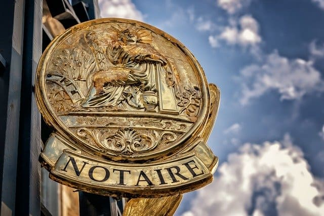 Emprender como notario público paso a paso