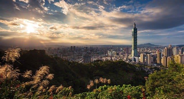 Productos que exporta Taiwán